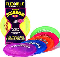 Soft discs for the youngest ages